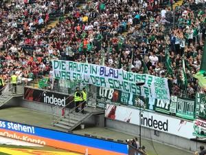 2. Spieltag SGE vs. SVW