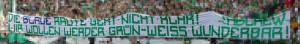 """3. Spieltag SVW vs. FCN """"Die blaue Raute geht nicht klar"""