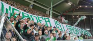 """10. Spieltag M05 vs. SVW """"Werder ist Grün-Weiß!"""""""