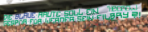 """13. Spieltag SVW vs. FCB """"Die blaue Raute soll ein Gespür für Werder sein, Filbry?!"""""""
