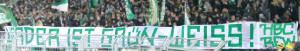 """15. Spieltag BVB vs. SVW """"Werder ist Grün-Weiß!"""""""