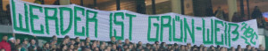 """16. Spieltag SVW vs. TSG """"Werder ist Grün-Weiß!"""""""